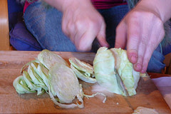 choppin-cabbage